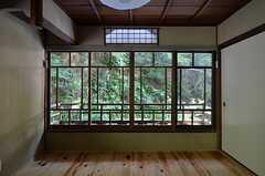 窓の様子。(205号室)(2014-09-09,専有部,ROOM,2F)