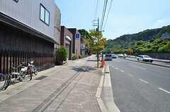 京都市営地下鉄東西線・蹴上駅前の様子。(2014-09-09,共用部,ENVIRONMENT,1F)