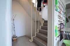 階段の様子。(2014-03-03,共用部,OTHER,4F)