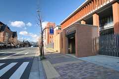 京都市営地下鉄烏丸線・今出川駅も徒歩圏内です。(2014-03-03,共用部,ENVIRONMENT,1F)