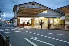 阪急京都本線・東向日駅の様子。(2016-03-08,共用部,ENVIRONMENT,1F)