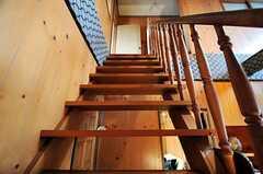 階段の様子。(2011-04-23,共用部,OTHER,1F)