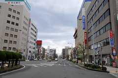 各線・津駅前の様子。(2011-04-23,共用部,ENVIRONMENT,1F)