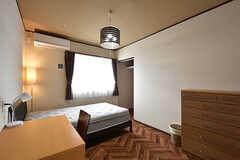 専有部の様子。リゾートをイメージしたインテリアです。(203号室)(2016-08-18,専有部,ROOM,2F)