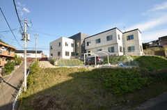 シェアハウスは丘の上にあります。(2015-09-28,共用部,OUTLOOK,1F)