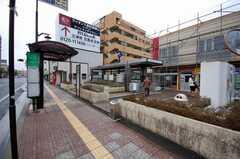 市営地下鉄愛宕橋駅の様子。(2008-03-31,共用部,ENVIRONMENT,1F)