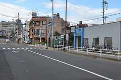 JR仙石線・宮城野原駅の様子。(2012-09-29,共用部,ENVIRONMENT,1F)