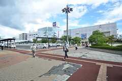 泉中央までは1駅です。(2014-09-02,共用部,ENVIRONMENT,1F)