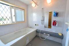 バスルームの様子。(2017-07-22,共用部,BATH,3F)