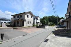 近隣は比較的新しい住宅地です。(2017-07-22,共用部,ENVIRONMENT,1F)