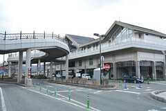 各線・軽井沢駅の様子。(2016-03-28,共用部,ENVIRONMENT,1F)