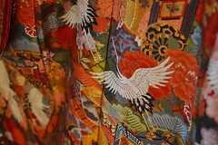 鶴が羽ばたいています。(102号室)(2015-07-30,専有部,ROOM,1F)