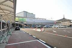 各線・奈良駅の様子。(2014-07-01,共用部,ENVIRONMENT,1F)