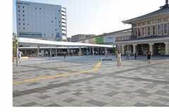 各線・奈良駅の様子2。(2014-07-01,共用部,ENVIRONMENT,1F)