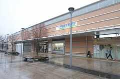 近鉄けいはんな線・学研奈良登美ヶ丘駅の様子。(2014-03-13,共用部,ENVIRONMENT,1F)