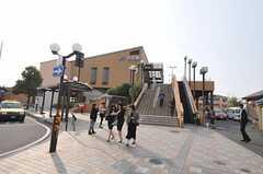 各線・中庄駅前の様子。(2011-04-03,共用部,ENVIRONMENT,1F)