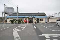 JR山陽本線・西阿知駅の様子。(2016-04-04,共用部,ENVIRONMENT,1F)