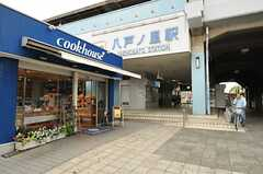 近鉄奈良線・八戸ノ里駅の様子。(2013-07-01,共用部,ENVIRONMENT,1F)