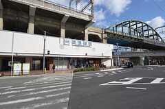 近鉄大阪線・俊徳道駅の様子。(2015-01-12,共用部,ENVIRONMENT,1F)