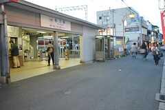 近鉄大阪線 弥刀駅の様子。(2016-03-07,共用部,ENVIRONMENT,1F)