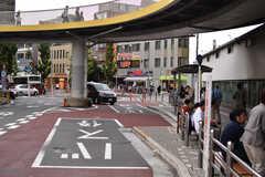 JR京都線・茨木駅前の様子。(2019-09-24,共用部,ENVIRONMENT,2F)