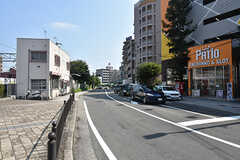 JR京都線・茨木駅前の様子。(2016-08-08,共用部,ENVIRONMENT,1F)