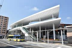 JR京都線・茨木駅の様子。(2016-08-08,共用部,ENVIRONMENT,1F)