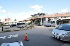 JR東海道本線・茨木駅の様子。(2012-08-19,共用部,ENVIRONMENT,1F)