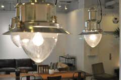 キッチンの照明。(2013-03-29,共用部,OTHER,2F)