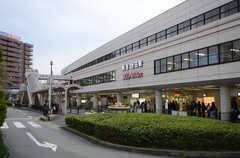 阪急宝塚線・池田駅の様子。(2013-03-29,共用部,ENVIRONMENT,1F)