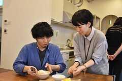 料理講習イベントの様子3。(2016-06-12,共用部,PARTY,2F)