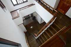 階段の様子。(2015-04-01,共用部,OTHER,2F)