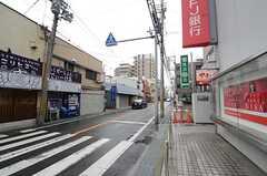 京阪本線・大和田駅前の様子。(2015-04-01,共用部,ENVIRONMENT,1F)