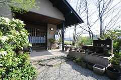 シェアハウスの近くある運営事業者さんが運営するカフェ。(2014-04-09,共用部,ENVIRONMENT,1F)