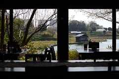 運営事業者さんが運営するカフェの様子3。(2014-04-09,共用部,ENVIRONMENT,1F)
