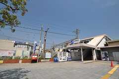 各線・日根野駅の様子。(2014-04-09,共用部,ENVIRONMENT,1F)