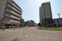 各線・日根野駅前の様子。(2014-04-09,共用部,ENVIRONMENT,1F)
