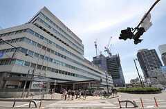 各線・天王寺駅の様子。(2011-08-08,共用部,ENVIRONMENT,1F)