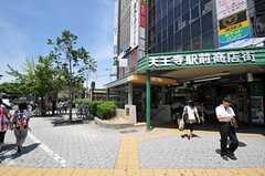 各線・天王寺駅前の様子。(2011-08-08,共用部,ENVIRONMENT,1F)