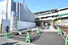 阪神なんば線・千鳥橋駅の様子。(2017-12-12,共用部,ENVIRONMENT,1F)