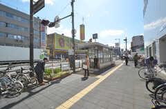 大阪市営地下鉄四つ橋線・花園町駅の様子。(2016-03-15,共用部,ENVIRONMENT,1F)