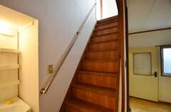 階段の様子。(2015-09-02,共用部,OTHER,2F)