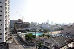 屋上からの景色。(2013-09-13,共用部,OTHER,5F)