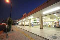 JR大阪環状線・芦原橋駅の様子。(2014-02-02,共用部,ENVIRONMENT,1F)