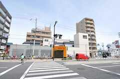 大阪市営地下鉄今里筋線・清水駅の様子。(2011-08-08,共用部,ENVIRONMENT,1F)