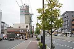 大阪市営地下鉄今里筋線・清水駅前の様子。(2015-11-17,共用部,ENVIRONMENT,1F)