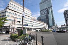 各線・天王寺駅の様子。(2012-09-15,共用部,ENVIRONMENT,1F)