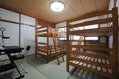 ドミトリーの様子。(302号室)(2013-04-30,専有部,ROOM,3F)