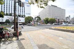 各線・大阪上本町駅の様子。(2017-02-06,共用部,ENVIRONMENT,1F)