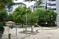 シェアハウス近くの公園。(2020-06-27,共用部,ENVIRONMENT,1F)